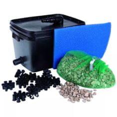 shumee Ubbink Set jezírkové filtrace FiltraPure 2000 16 l 1355965