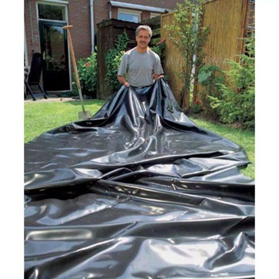 shumee Ubbink folia do wyłożenia oczka wodnego 4 x 5 m, PVC, 0,5 mm, 1331950