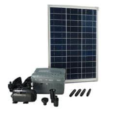 shumee Ubbink SolarMax 1000 komplet s solarno ploščo, črpalko in baterijo