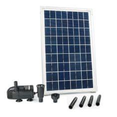 shumee Ubbink SolarMax 600 komplet s solarno ploščo in črpalko