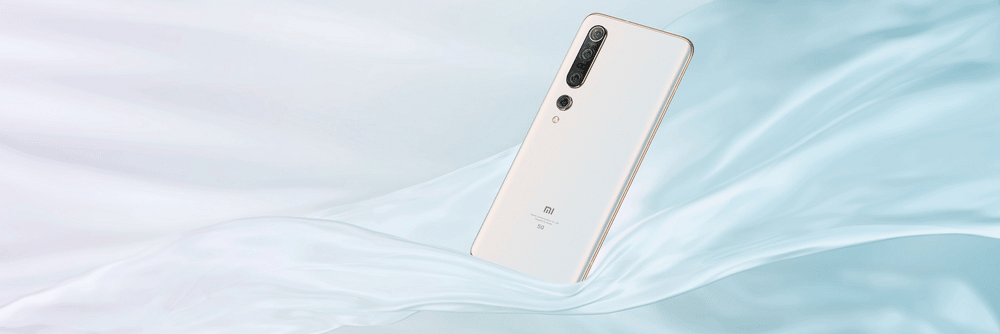 Xiaomi Mi 10 Pro, 8GB/256GB, Global Version, Alpine White
