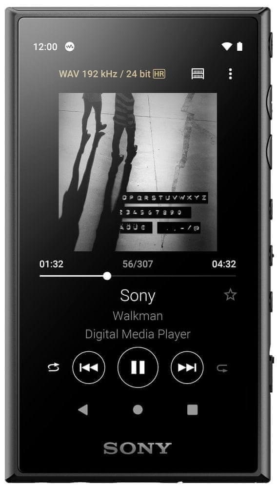 Sony NW-A105, černá