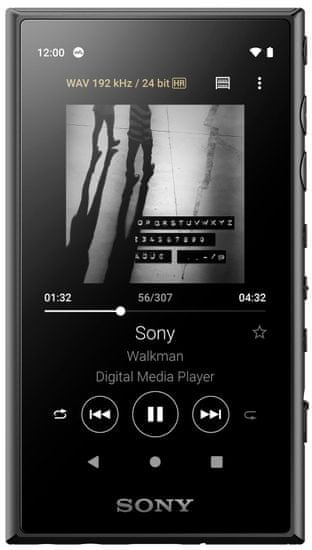 Sony NW-A105 MP3 player, 16 GB