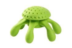 KIWI WALKER Plovací chobotnice z TPR pěny zelená, 20 cm