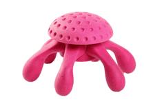 KIWI WALKER Plovací chobotnice z TPR pěny růžová, 20 cm