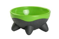 KIWI WALKER UFO miska, zelená, 750 ml