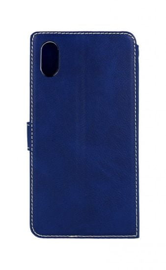 Molan Cano Puzdro Molan Cano Issue Diary iPhone XS Max Knížková modré 34959