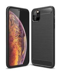 FORCELL Kryt iPhone 11 Pro silikón čierny 44046