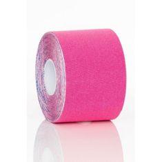 Gymstick kineziološki trak 5m x 5cm, roza