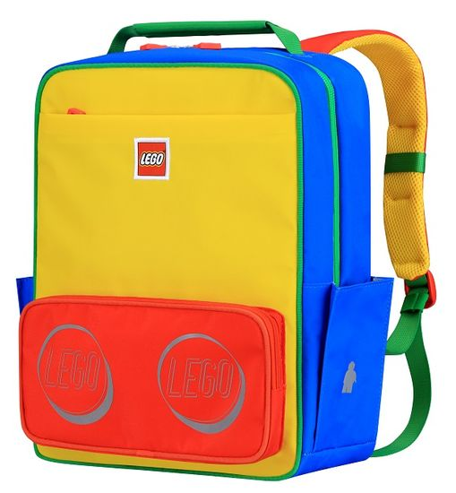 LEGO Tribini Corporate CLASSIC nahrbtnik, rdeč
