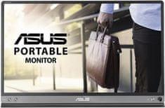 Asus IPS WLED prenosni monitor ZenScreen MB16AC - Odprta embalaža