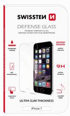 SWISSTEN Ochranné temperované sklo Apple iPhone 7/8 RE 2,5D (74507777)