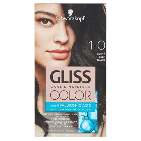 Schwarzkopf Permanentní barva na vlasy Gliss Color
