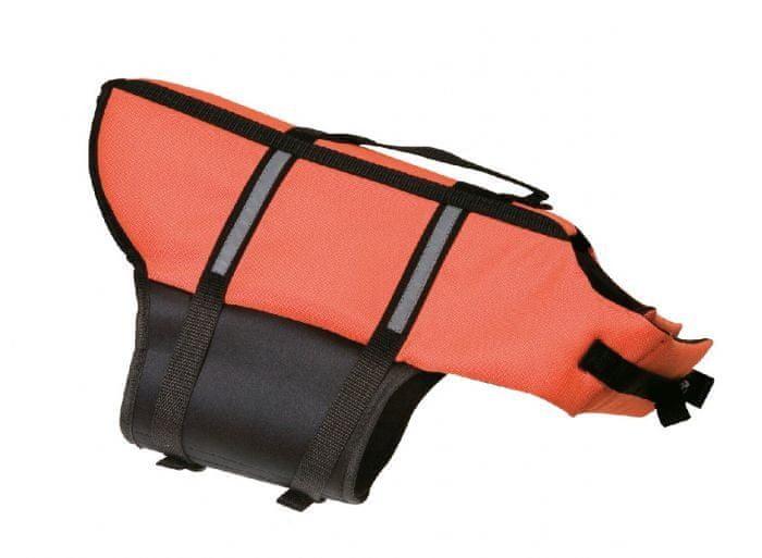 Karlie plovací vesta oranžová, velikost XS