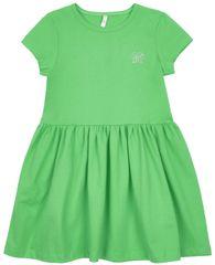 Garnamama dívčí šaty 98 zelená