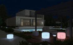 Immax LED taburet 60cm s podsvícením, nafukovací