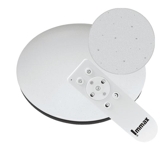 Immax SKY-41 STARS LED stropní svítidlo CCT 40cm, 42W, stmívatelné