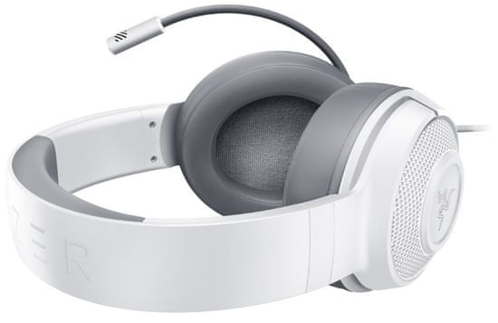 Razer Kraken X gaming slušalke, bele