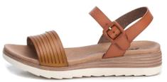XTI dámské sandály 49846 36 hnědá