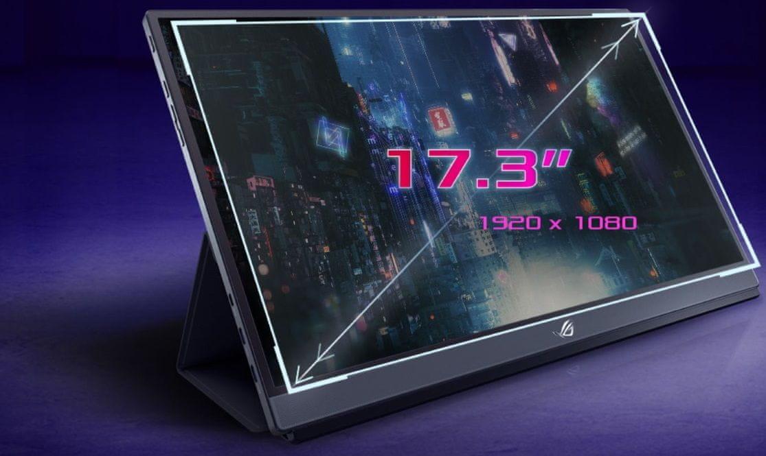 Prenosni monitor ROG Strix XG17AHPE