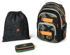 Karton P+P OXY Style Army šolski komplet