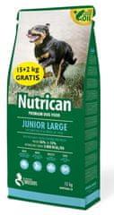 Nutrican Junior Large 15 kg + 2 kg