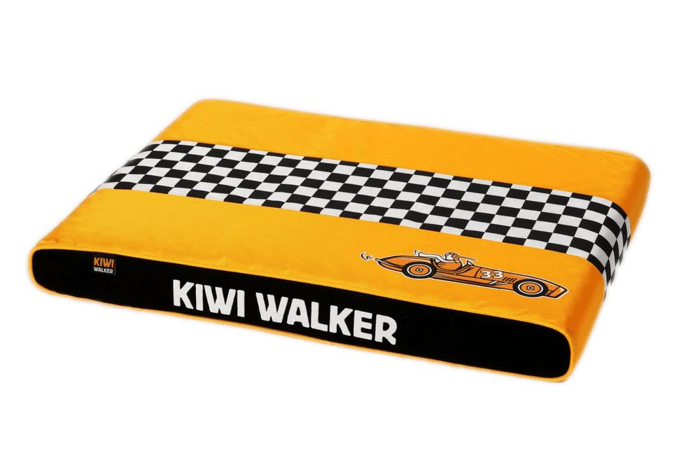 KIWI WALKER Racing Cigar ortopedická matrace XXL, oranžová