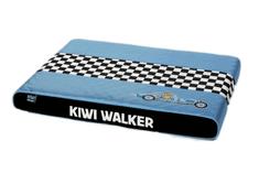 KIWI WALKER Racing Bugatti ortopedická matrace M, modrá