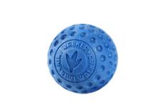 KIWI WALKER Úszó labda TPR műanyagból kék, 9 cm