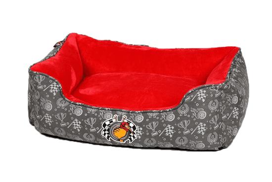 KIWI WALKER postelja za psa Racer z ortopedsko zasnovo