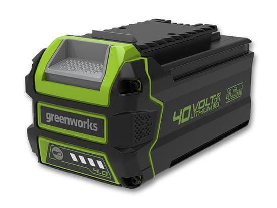Greenworks G40B4 punjiva baterija, 40 V