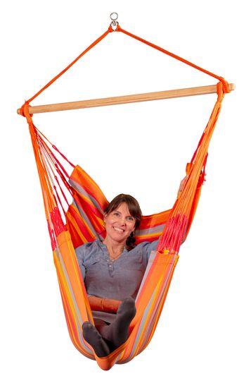 La Siesta Domingo Comfort viseči stol
