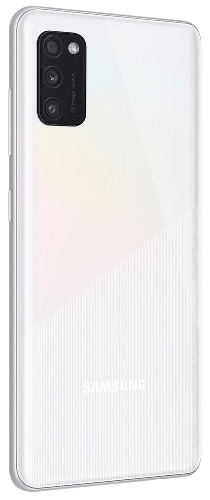 Samsung Galaxy A41, 4GB/64GB, White - rozbaleno