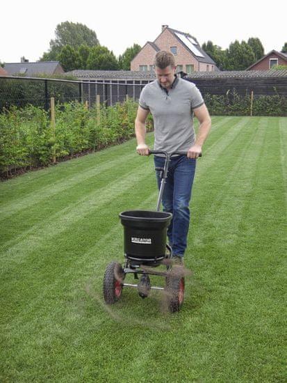 Kreator KRTGR9005 - Zahradní rozmetadlo 23kg