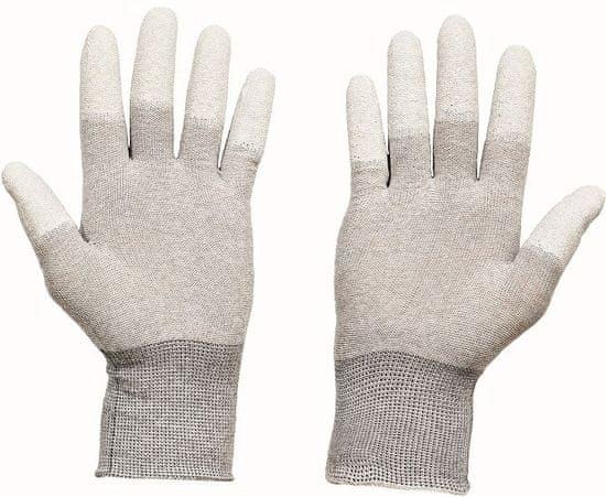 Cerva Antistatické ESD pracovné rukavice Terel