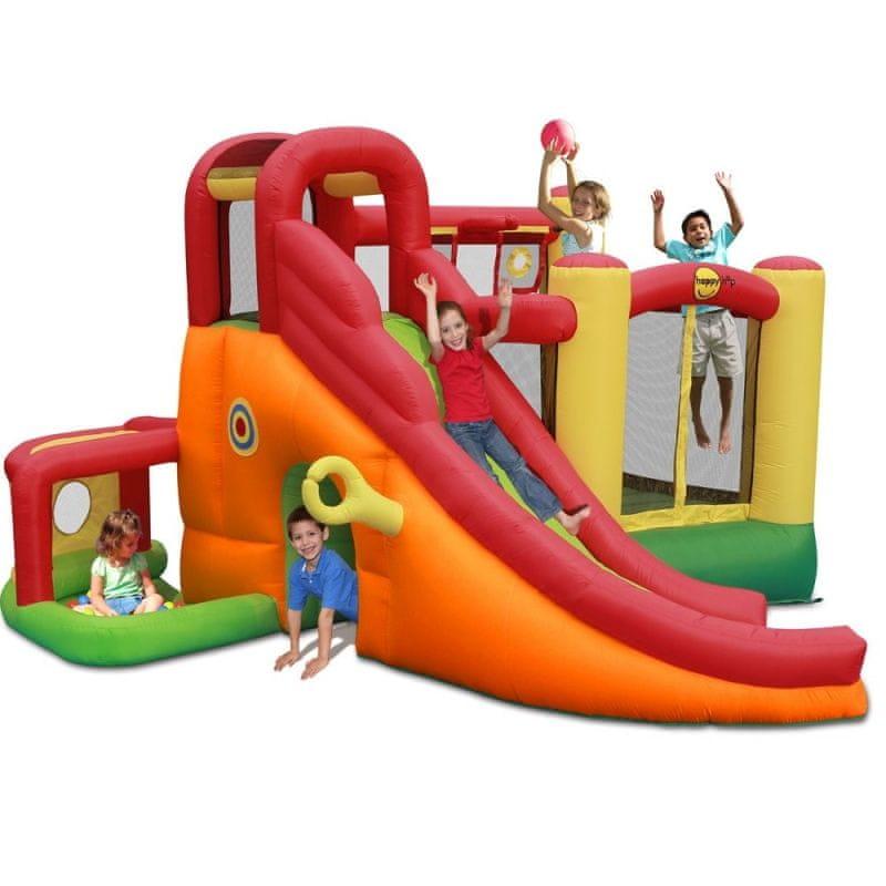 Happy Hop Skákací hrad Play centrum 11 v 1, multifunkční hrací centrum