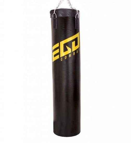 Ego Combat Boxovací pytel Endurance 90 cm - černá/žlutá barva.