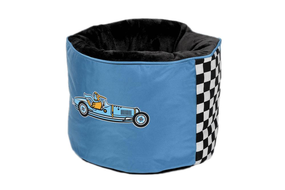 KIWI WALKER pelech Racing Bugatti hnízdo z ortopedické pěny
