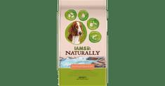 IAMS Naturally hrana za odrasle pse, s severnoatlantskim lososom in rižem, 800 g