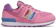 New Balance dekliški teniski PC574TDP, 30, roza