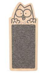 Karlie drapak dla kota Simon's Cat 70x29x1,5 cm