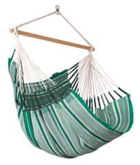 La Siesta Habana Comfort viseči stol, zelen