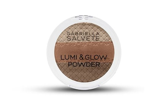 Gabriella Salvete Rozjasňující pudr Lumi & Glow Powder 9 g