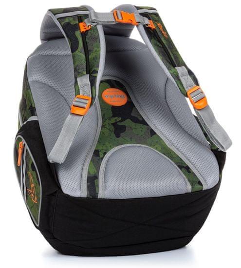 Karton P+P OXY Style Army šolski nahrbtnik