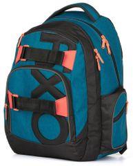 Karton P+P OXY Style šolski nahrbtnik, Blue