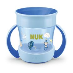 Nuk hrnek Mini Magic Cup 160ml modrá