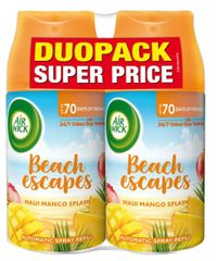 Air wick Freshmatic polnilo za osvežilec zraka Maui mango, 250 ml, DUO 2x 250 ml