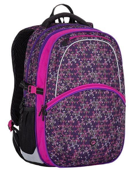Bagmaster Školní batoh Madison 7 A