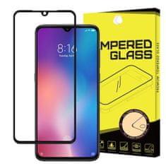 MG Full Glue zaščitno steklo za Xiaomi Mi 9, črna