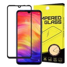 MG Full Glue zaščitno steklo za Xiaomi Redmi 7, črna